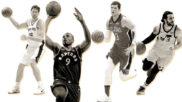 Pau, Ibaka, Mirotic y Ricky Rubio, en el top 100 NBA de la 'Biblia del deporte'