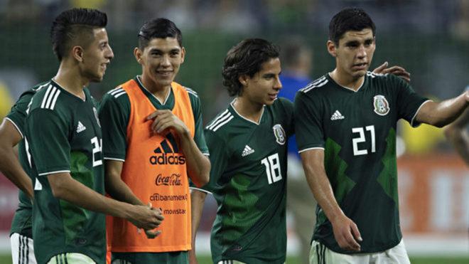 El Tricolor probará nuevos futbolistas ante EE.UU.