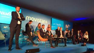 Presentación oficial a los medios del nuevo canal #Vamos