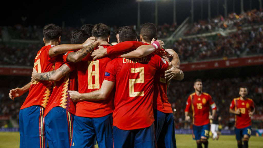 Six points from six have Spain sitting comfortably