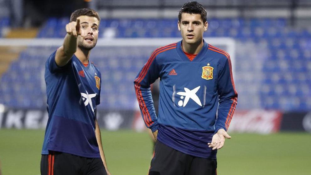ĐT Tây Ban Nha triệu tập: Morata bất ngờ góp mặt