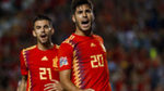 Asensio: It's always nice to play like this with these players
