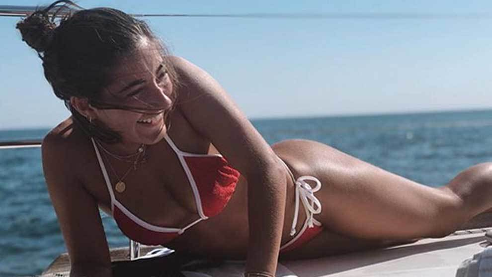 Matilde Faria, hija del entrenador Jose Mourinho, se ha convertido en...