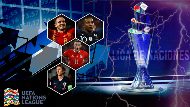 Uefa Nations League The Nations League Groups After The First Couple Of Games Marca In English