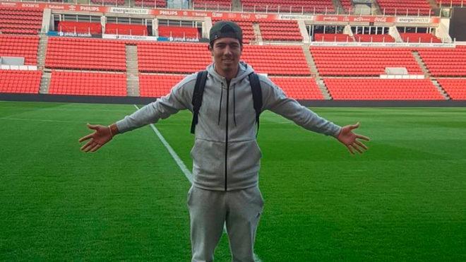 Erick Gutiérrez de regreso con el PSV