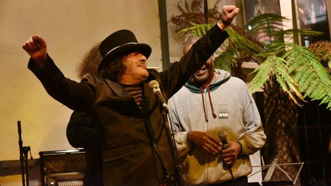 Muere Rachid Taha, cantante argelino