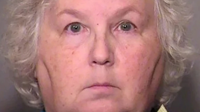 La escritora de misterio Nancy Brophy, detenida por matar a su esposo