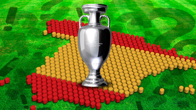 Spain want to host the 2028 European Championship