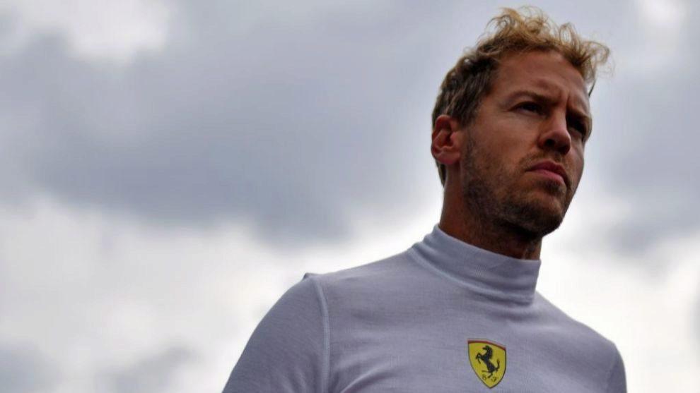 Sebastian Vettel'