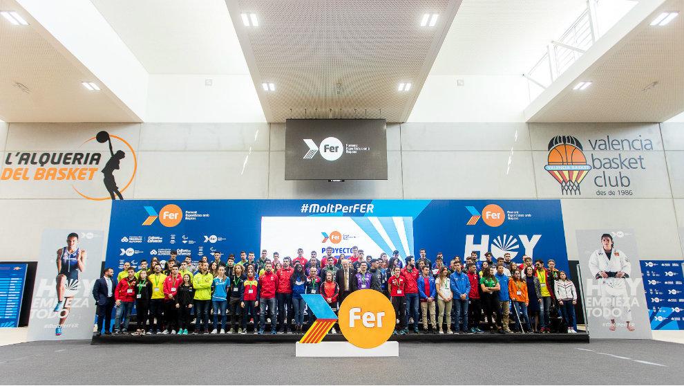 Presentación del Proyecto FER 2018.