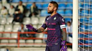 Orozco espera ser considerado para la selección en la próxima...