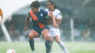 El duelo entre Pumas Femenil y Puebla Femenil es suspendido.