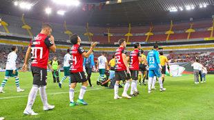 Zacatepec venció 2-1 al Atlas en el Estadio Jalisco