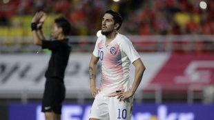 Diego Valdés se disculpa por supuesto acto racista.