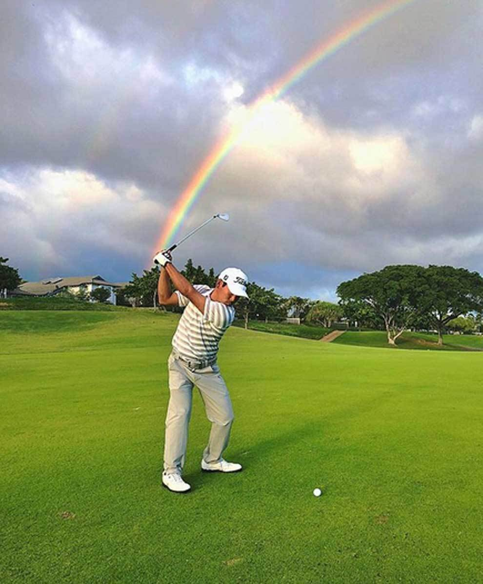 Tadd Fujikawa, primer golfista en declararse homosexual