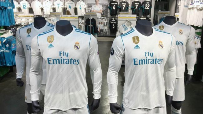 Real Madrid outperforms Barcelona in business
