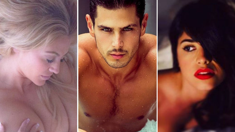 The sexiest photos of Spains Celebrity Big Brother contestants