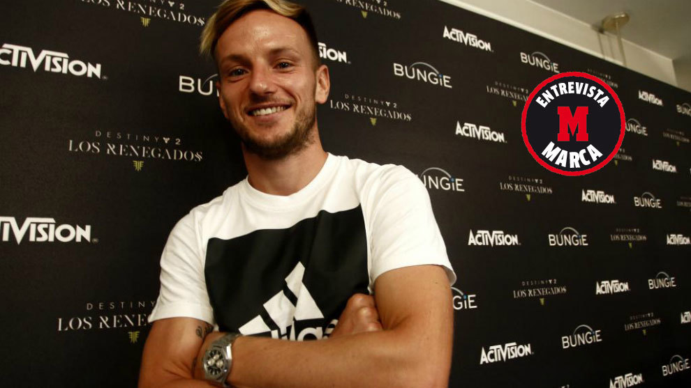 The year of 2018 will be one to remember for Ivan Rakitic.