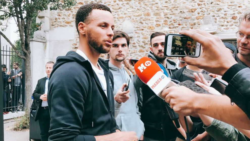 Stephen Curry still thinks he can get better.