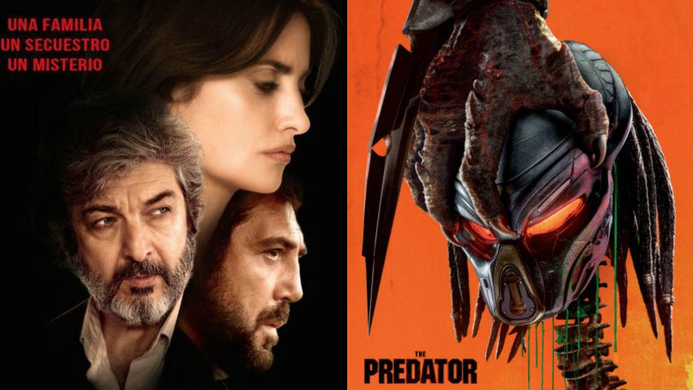 'Todos lo saben' y 'Predator', los estrenos de cine de la semana