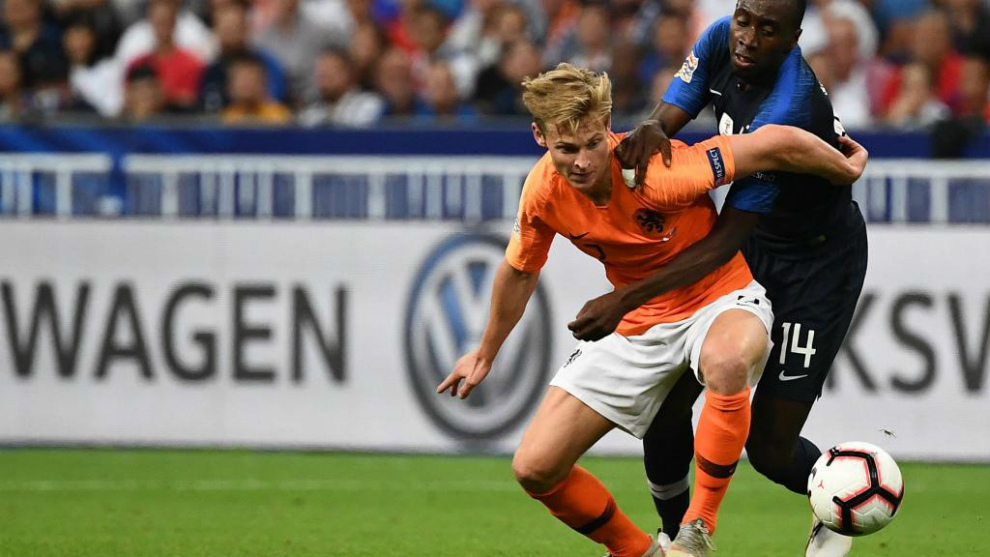 De Jong remains on the agenda of Josep Segura, Eric Abidal and...