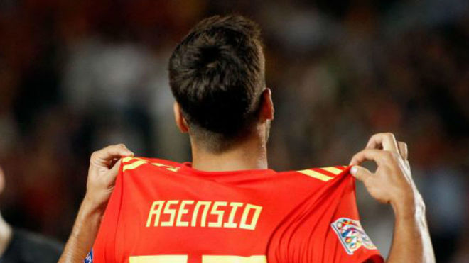 Marco Asensio.