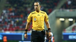 Eduardo Galván verá acción en el Estadio Azteca.