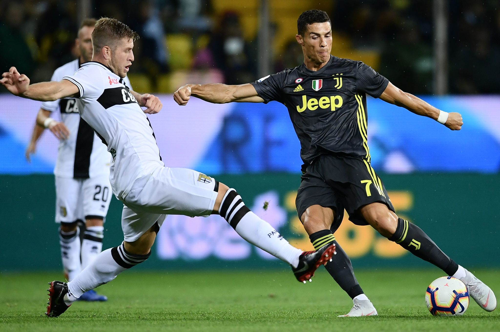 Italy - Serie A: Cristiano Ronaldo's plan to score his first