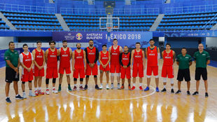 El equipo ya entrena en el Juan de la Barrera.