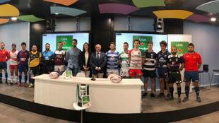 Presentación de La Liga Heineken