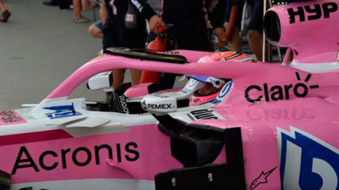 Sergio Pérez arrancará desde la 7ma posición en Marina Bay