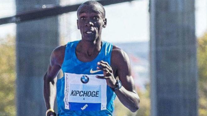 Nuevo record mundial en maratón