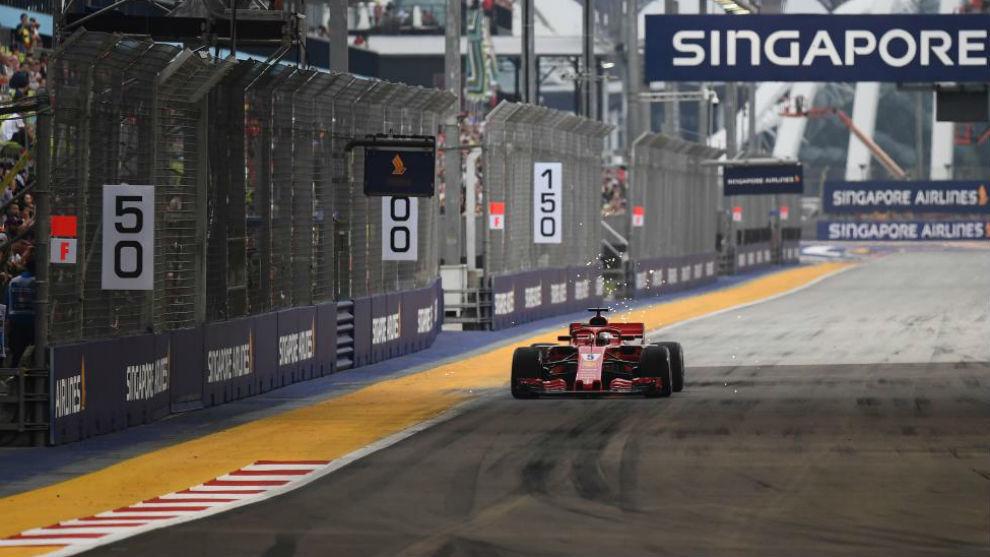 Gran Premio de Singapur 2018 15370082582855