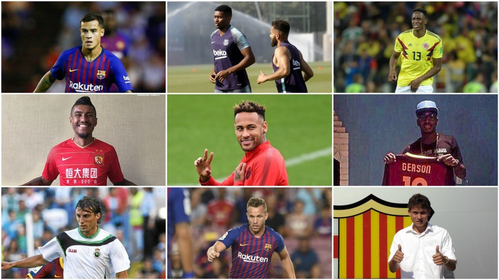 Successes and failures in a decade of Cury and Barcelona
