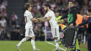 Isco: There are other teammates who might be better than me