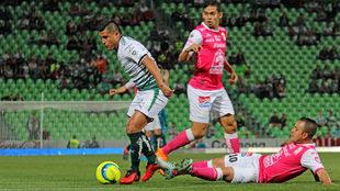 Montes y Martínez se volverán a enfrentar.