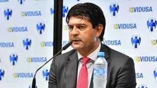 José Cardozo durante conferencia de prensa.