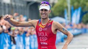 Mario Mola (28 años).