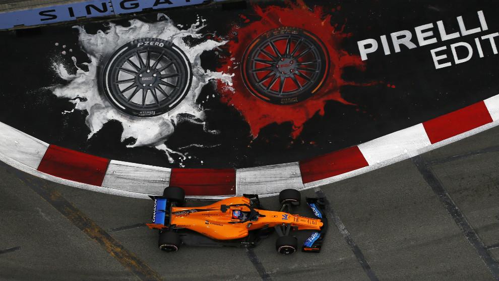 Circuito F1 Singapur : Gp singapur f lewis hamilton gana el gran premio de