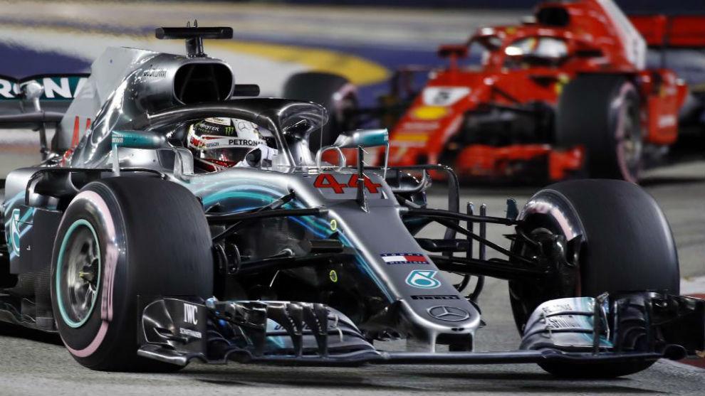 Gran Premio de Singapur 2018 15371062426265