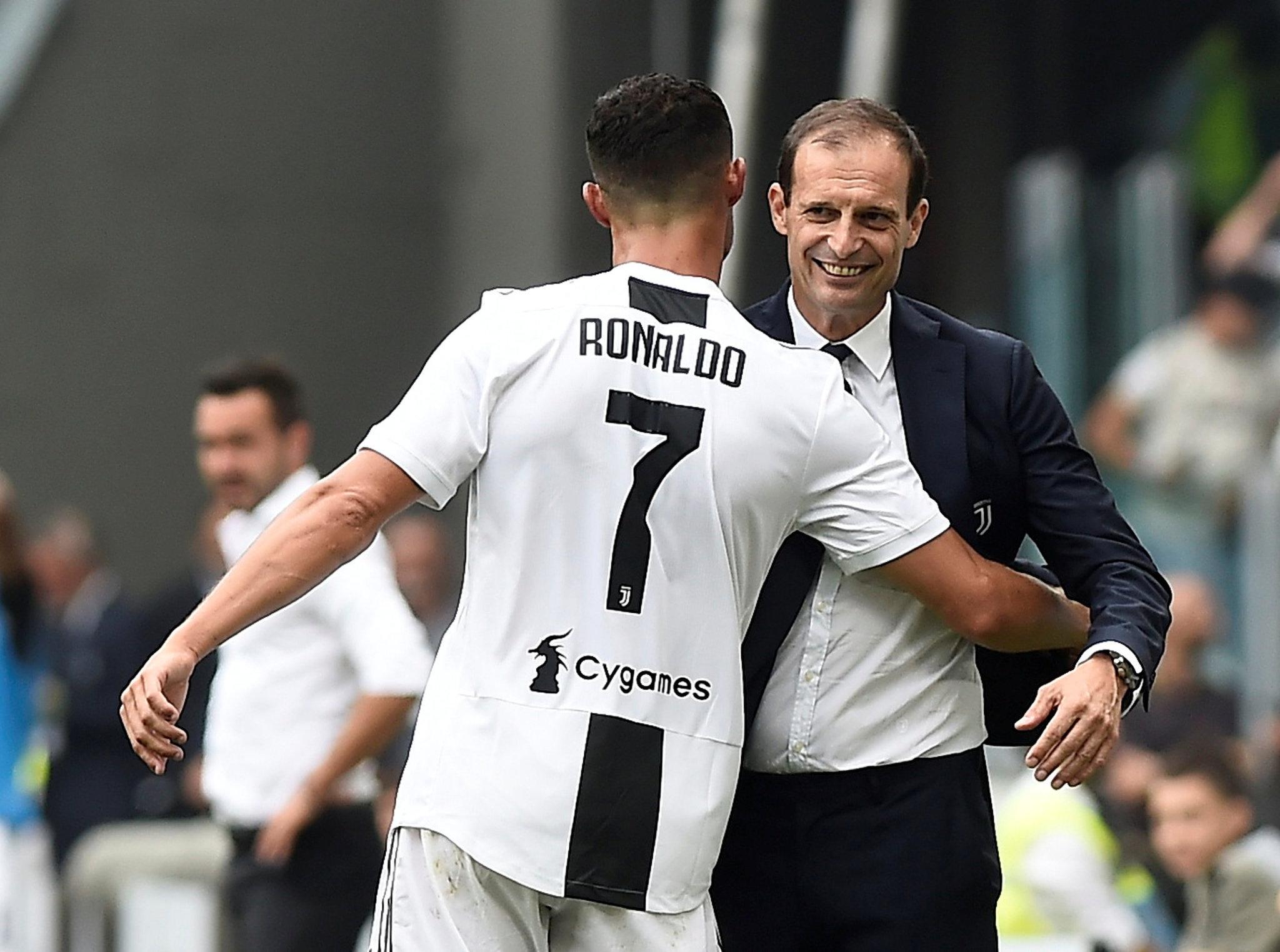Juventus vs Sassuolo: Cristiano Ronaldo despierta y se estrena con ...