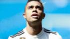 Mariano, en su presentación con el Real Madrid
