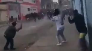 Un tiroteo obliga a suspender el derbi de Perú