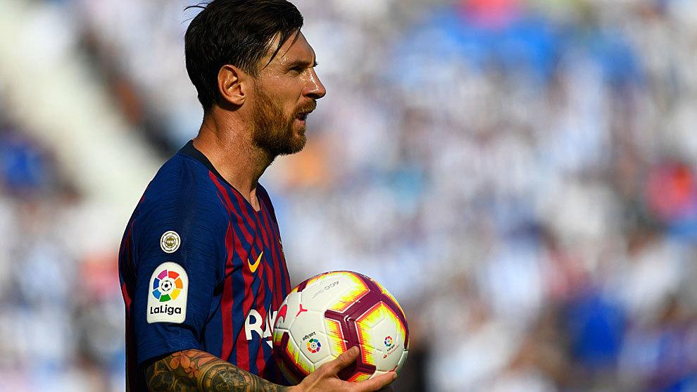 Deportivo: Con un Messi imparable, Barcelona goleó al PSV