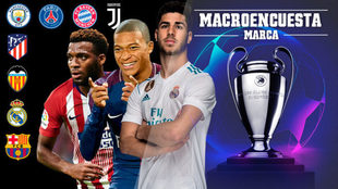 A new edition of the Champions League starts on Tuesday.
