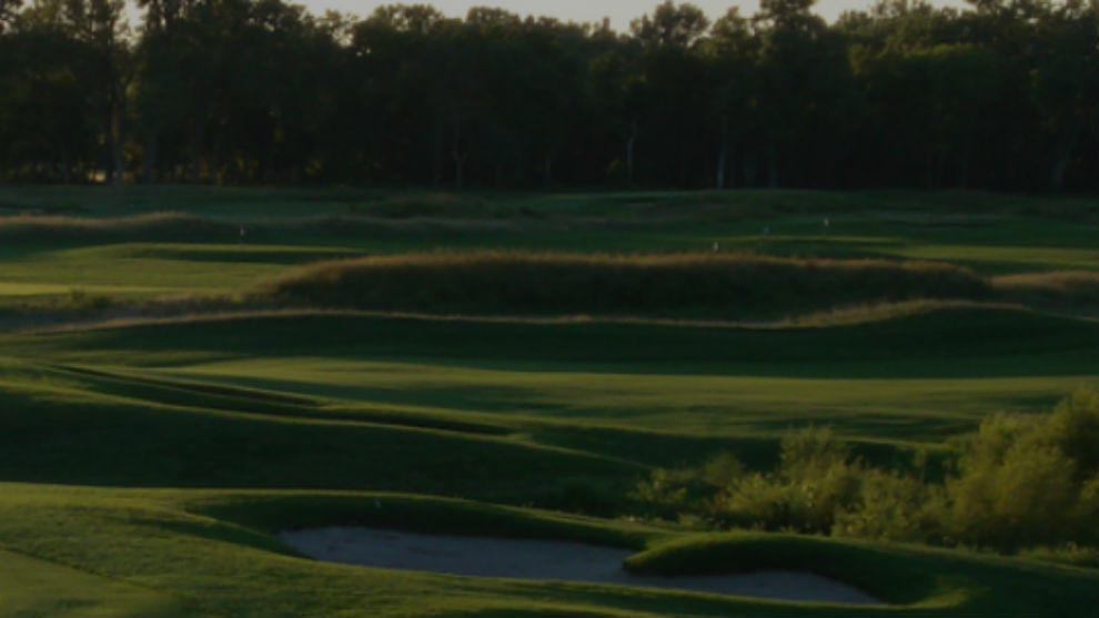 Imagen del Coldwater Golf Links de Ames, Iowa.