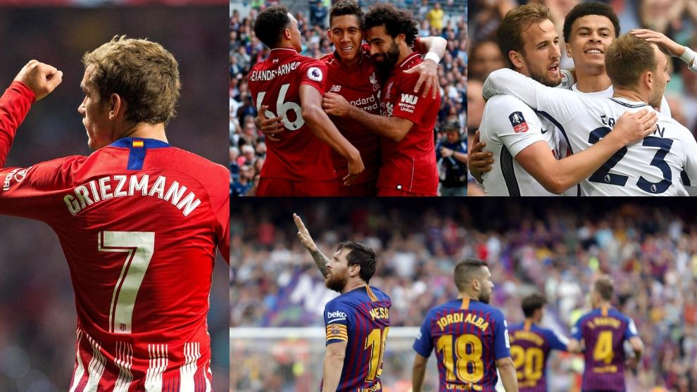 Los partidos más destacados de la primera jornada de la Champions...