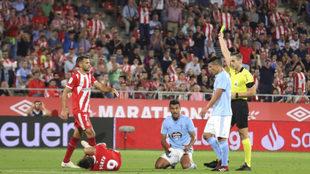 Cabral es el único sancionado para la quinta jornada de LaLiga...