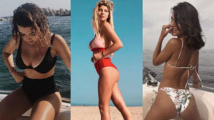 The daughters of Spanish celebrities