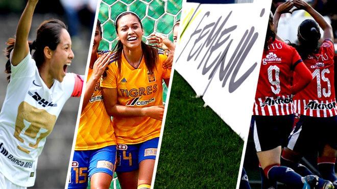 f2a7de8d28740 Fútbol Femenil  Chivas y Pumas golean  Cruz Azul sigue sin pitar